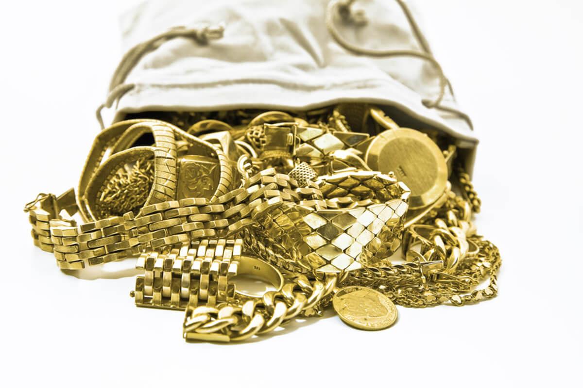 Goldankauf bei Juwelier Areo