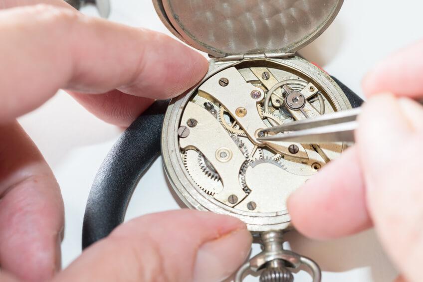 Serviceleistungen - Uhrenservice