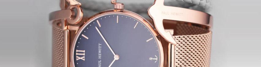 PAUL HEWITT ab sofort bei Juwelier Areo erhältlich